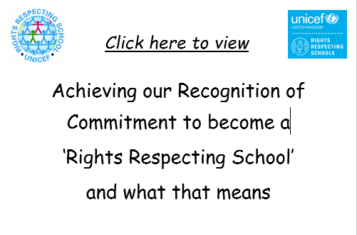 Being a Rights Respecting School