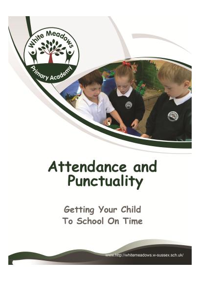 Attendance Leaflet
