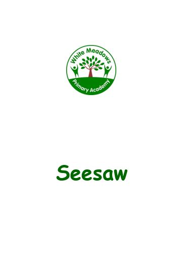 Seesaw Online Learning Tool