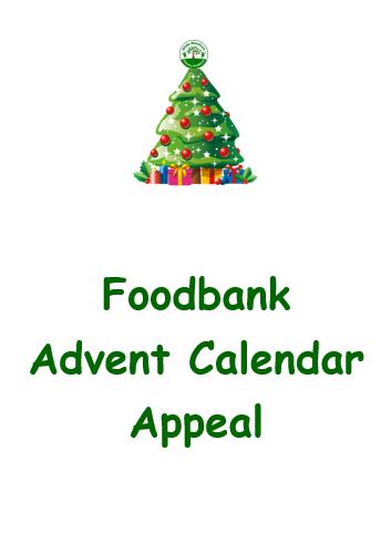 Foodbank Advent Calendar Appeal