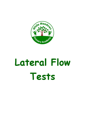 Lateral Flow Tests May 2021